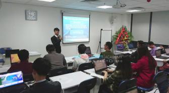 Khai giảng khóa đào tạo SEO miễn phí K02036